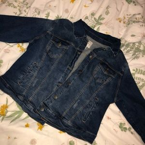 Torrid Denim Jacket- Medium Wash